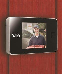 עינית דיגיטלית לדלת YALE