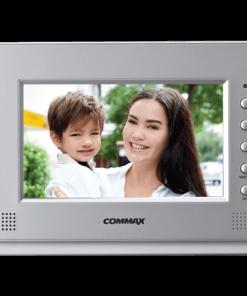 מוניטורים אינטרקום טלוויזיה Commax