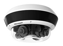 PanoVu מצלמות אבטחה פנורמית