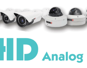 מצלמות אבטחה ומערכות הקלטה PROVISION-ISR AHD AHD PROVISION-ISR