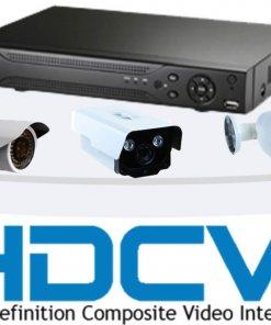 מצלמות אבטחה ומערכות הקלטה דיגיטלית בטכנולוגיה HDCVI תוצרת חברת DAHUA