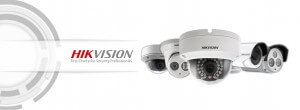 HIKVISION HIKVISION SECURITY CAMERAS