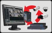 מצלמות אבטחה IP PROVISION-ISR