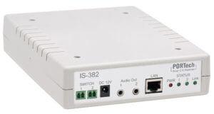 IP Broadcasting System