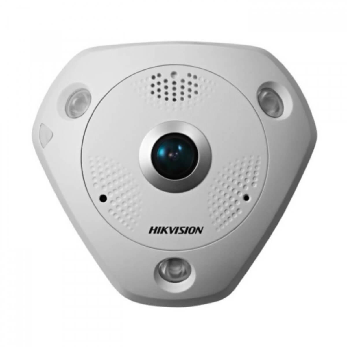 """מצלמות אבטחה רשת """"עין-הדג"""" HIKVISION"""