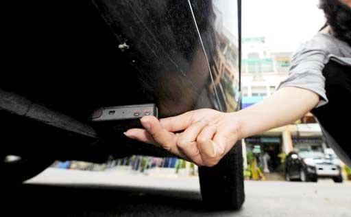 ציוד איתור ומעקב GPS