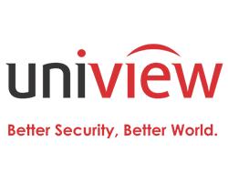 מצלמות אבטחה UNIVIEW