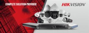 מצלמות אבטחה HIKVISION טכנולגיה אנלוגית