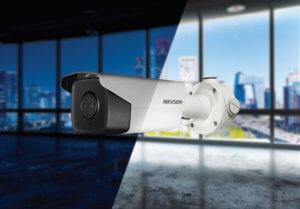 מצלמות אבטחה צינור רשת IP תוצרת HIKVISION