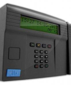 שעון נוכחות זיהוי כרטיס מגנטי