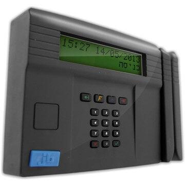 שעון נוכחות כרטיס עובד מגנטי כבל USB