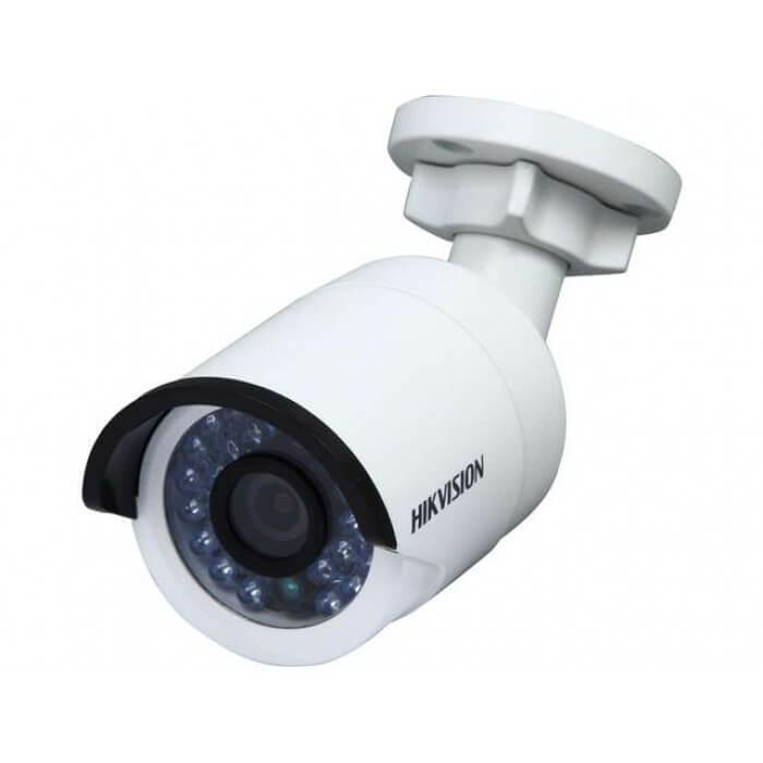 מצלמות אבטחה צינור 3 מגה פיקסל רשת IP תוצרת HIKVISION