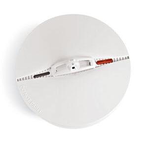 למעלה גלאי עשן וחום אלחוטי למערכות PowerMax - ZBM - זד. בי. אם מערכות MJ-85