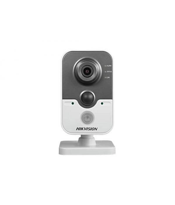 מעולה DS-2CD2432F-IW מצלמת אבטחה IP אלחוטית WiFi היקוויז'ן,3 מגה פיקסל HX-56