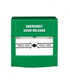 לחצן שבירה ליציאת חירום