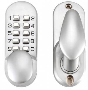 מנעול מספרים מכני לדלת-קטן