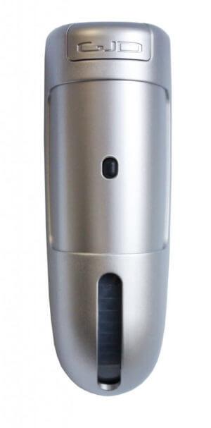 מבריק GJD-360IS גלאי נפח חיצוני – 2 טכנולוגיות IP55 - - זד. בי. אם ZW-26