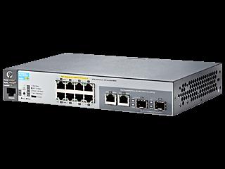 HP 2530-8-POE+ J9780A