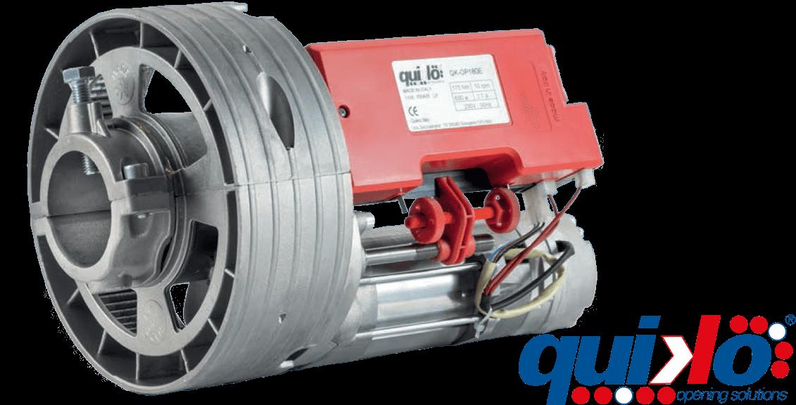 מאוד מנוע חשמלי לתריס גלילה QK-OP180E 230VAC MAX 180KG - ZBM - זד. בי IL-22