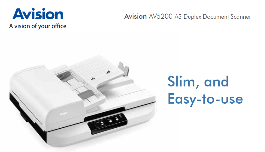 AVISION AV5200 DRIVER FOR WINDOWS DOWNLOAD