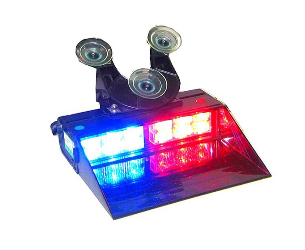 מערכות כריזה ותאורת חירום לרכבי ביטחון