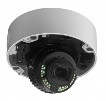 4K Outdoor IR Ruggedised Camera with Large-sized Exmor R™ CMOS